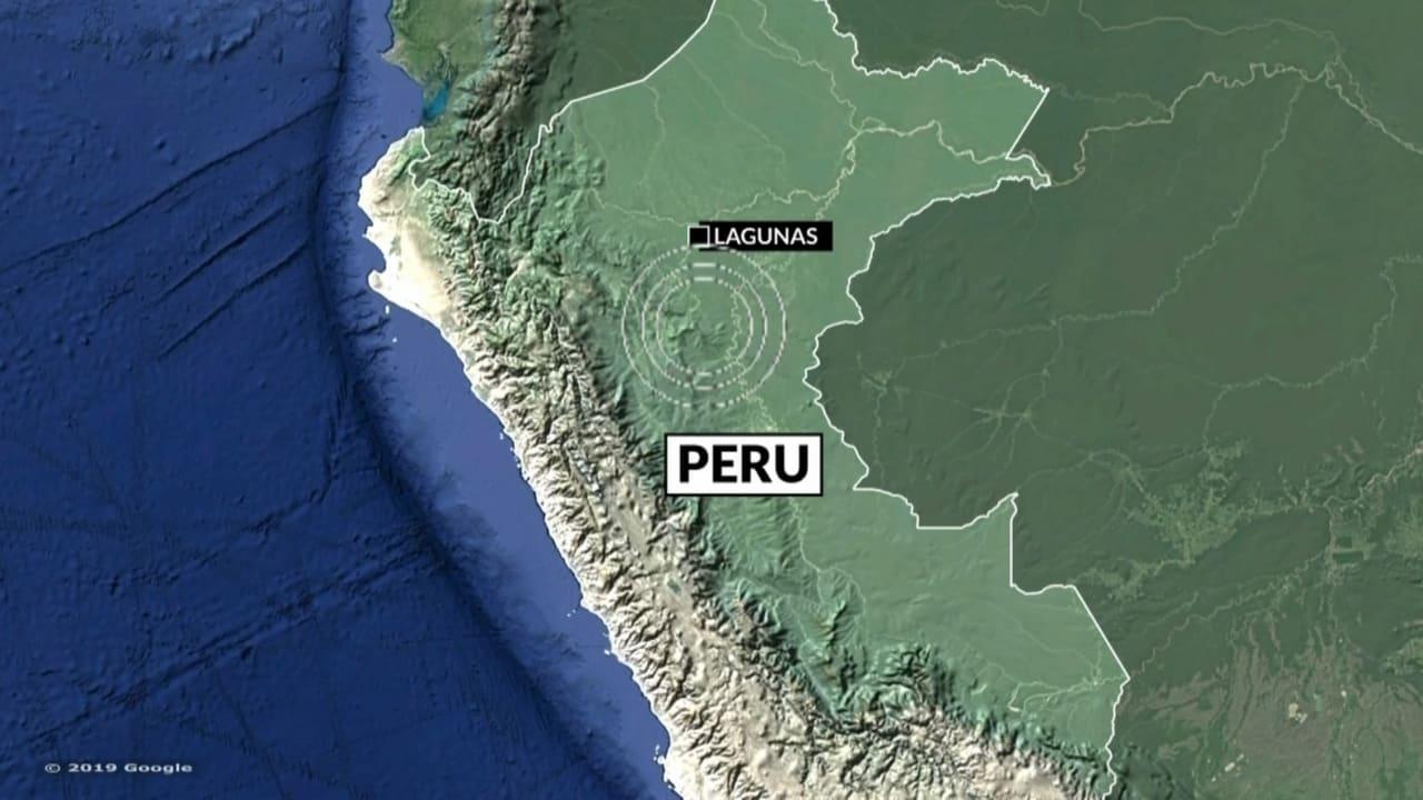 Magnitude 8 earthquake shakes Peru
