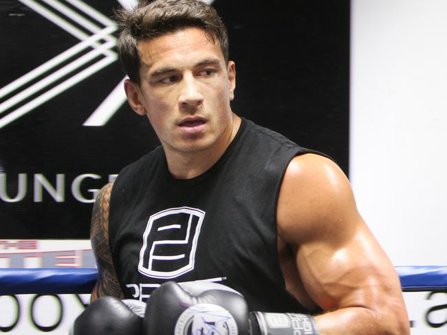 SBW will reportedly fight next October.