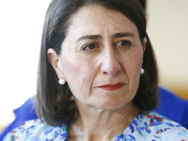 New South Wales Premier Gladys Berejiklian refusing to budge on pill testing. Picture: Dylan Robinson