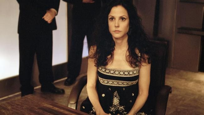 Hacked: Mary-Louise Parker Nude