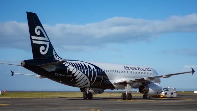 Air New Zealand has cut its Los Angeles to London route.