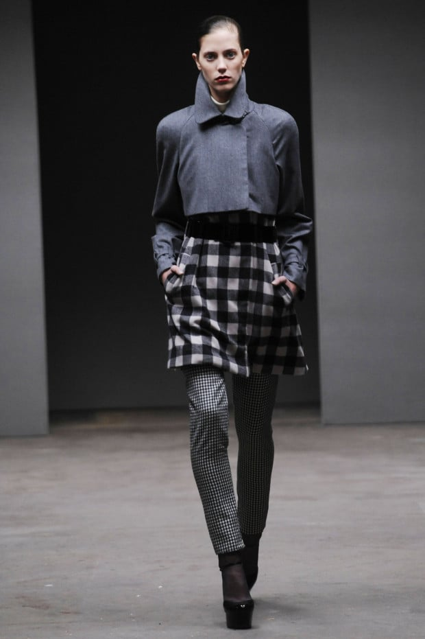 Richard Nicoll Ready-to-Wear Autumn/Winter 2010/11