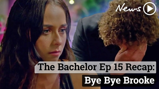 The Bachelor Episode 15 Recap: Bye Bye Brooke