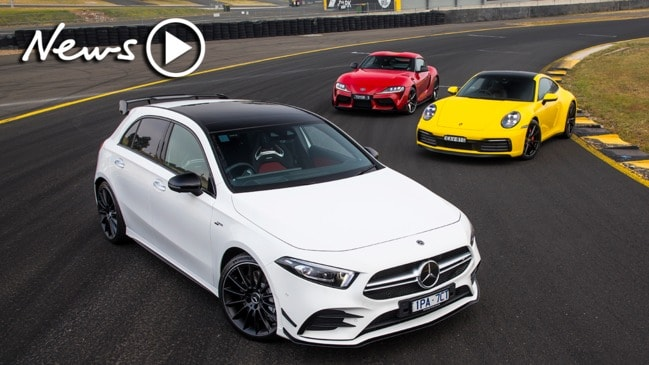 Car of the Year: Best Performance cars