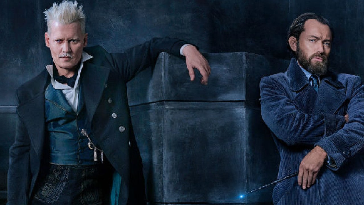 Image result for the crimes of grindelwald