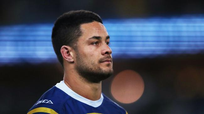 3c39d13af French rugby union an option for NRL star Jarryd Hayne with Parramatta Eels  yet to offer a contract