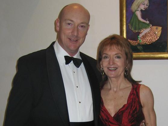 Janice and David have been together for 28 years. Picture: Starts at 60