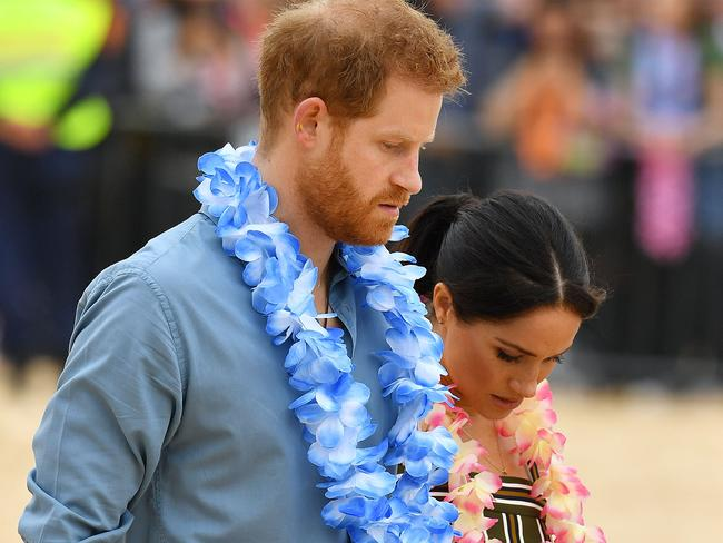 Prince Harry opened up about mental health in a OneWave group today.