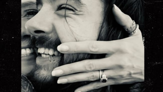 Heidi announced her engagement in December 2018. Image: Getty