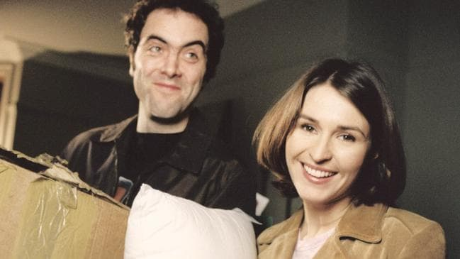 Adam and Rachel were couple goals in the 1990s