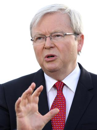 Labor dumped Kevin Rudd due to bad opinion polling.