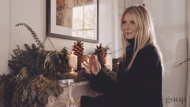 Goop G. Label Christmas ad