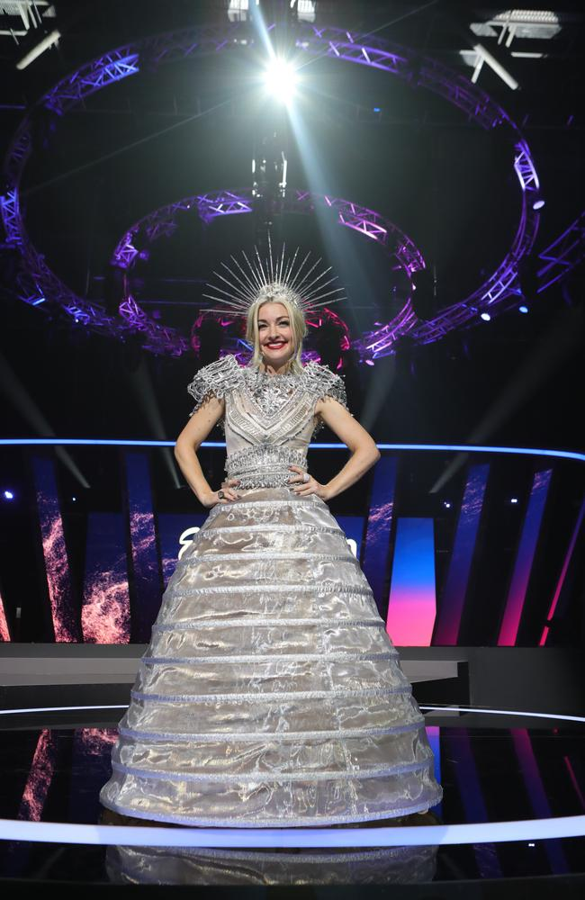 Kate Miller-Heidke sent us hurtling back into the top 10 this year. Picture: Glenn Hampson
