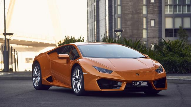 Lamborghini is recalling more than 100 of its flagship supercars in Australia.