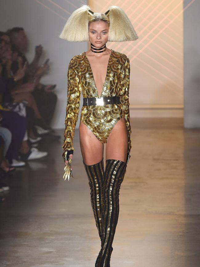 New York Fashion Week 2015: The craziest looks and trends ...