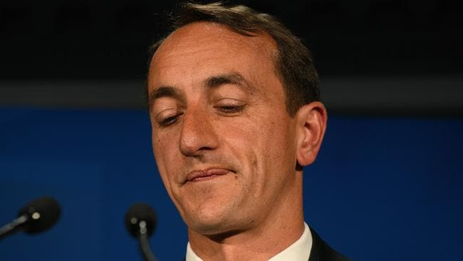 Many Liberals blamed Malcolm Turnbull's deafening silence about candidate Dave Sharma in the Wentworth by-election for the party's embarrassing defeat. Picture: AAP