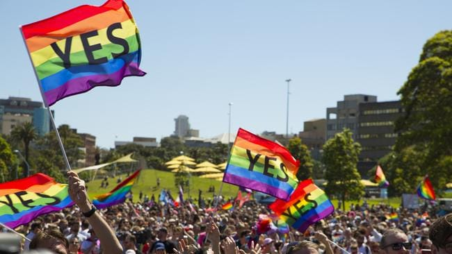 The same-sex marriage plebiscite had significant emotional and psychological imapcts.