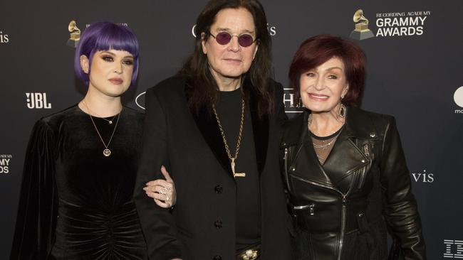 Sharon admitted to having an abusive relationship with husband Ozzy in the past. Picture: Getty.