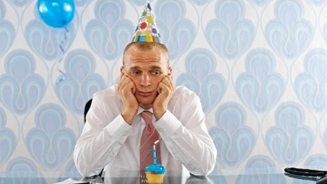 You get paid by your boss, so don't expect them to come to your birthday party as well. Picture: Thinkstock.