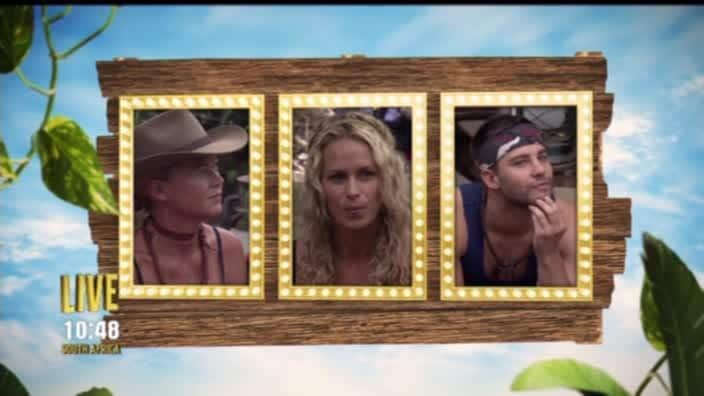 I'm A Celebrity Get Me Out Of Here: the elimination