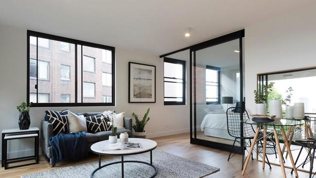 SYDNEY: This one-bedroom apartment at 5F/6 Macleay St, Potts Point recently sold for $1.1 million.