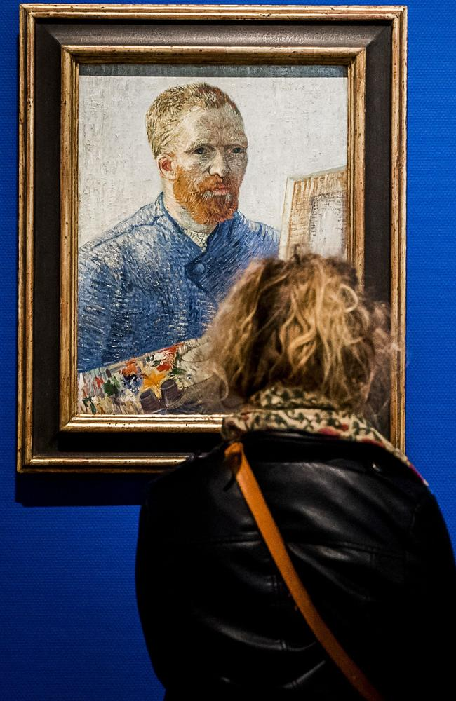 Mystery Of Vincent Van Gogh S Severed Ear Has Been Solved