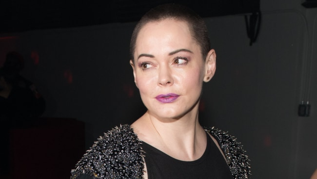 Rose McGowan also grew up in the Children of God cult. Photo: Getty Images.