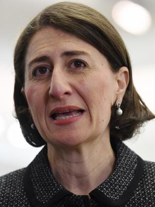 NSW Premier Gladys Berejiklian says the Government is 'onto it'. Picture: AAP Image/Dean Lewins