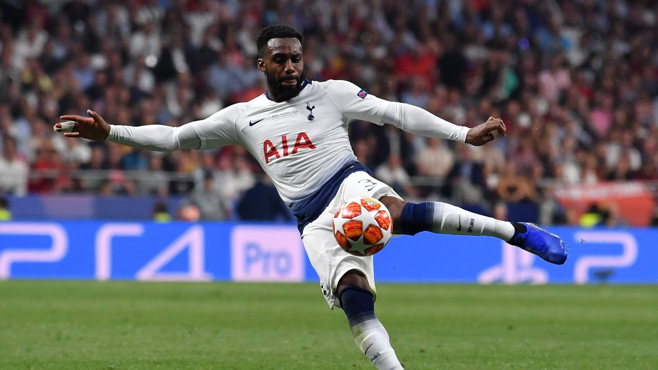Tottenham Hotspur's English defender Danny Rose isn't in their European squad