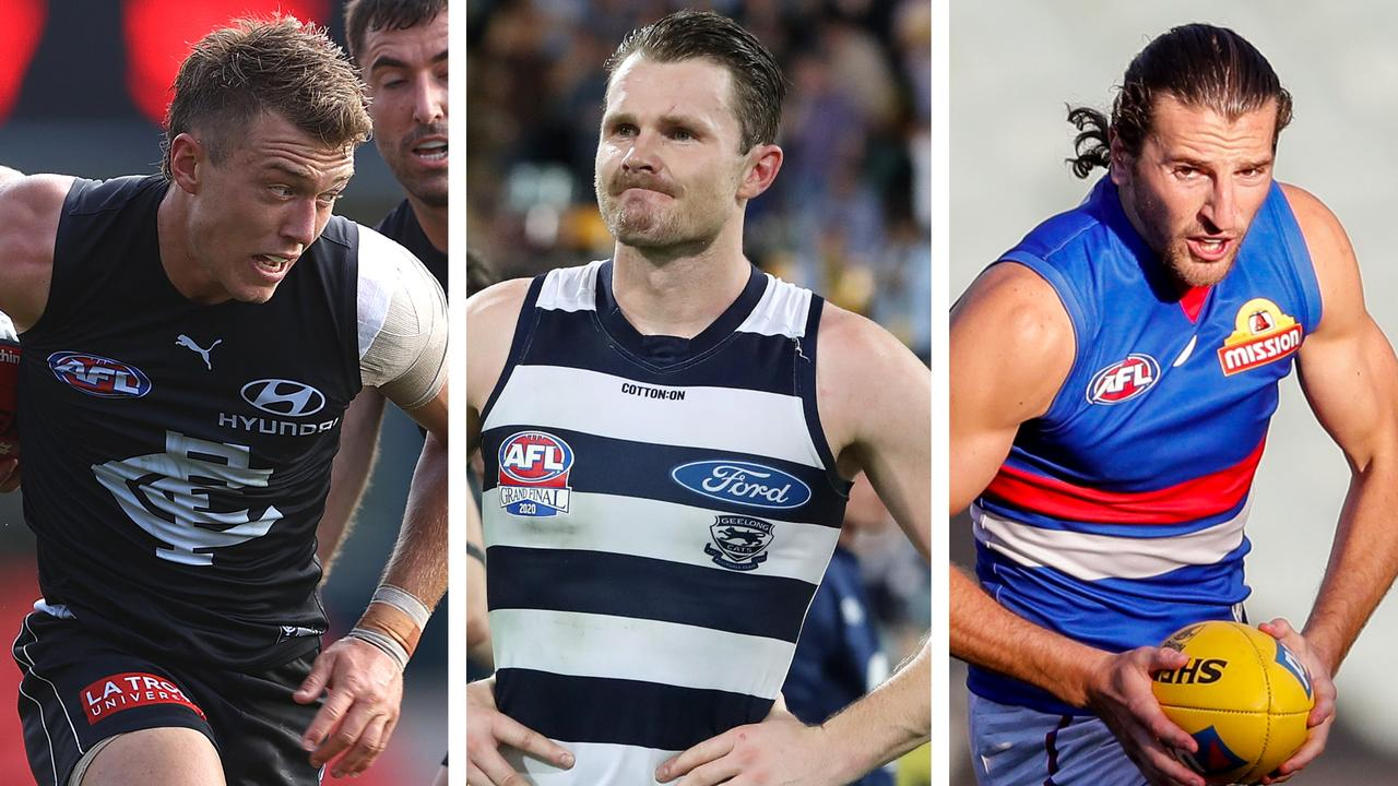Every AFL club's pass mark for 2021.