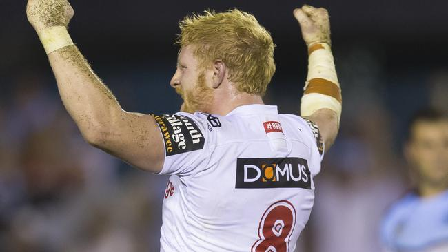 James Graham will be with the Dragons for at least two seasons.