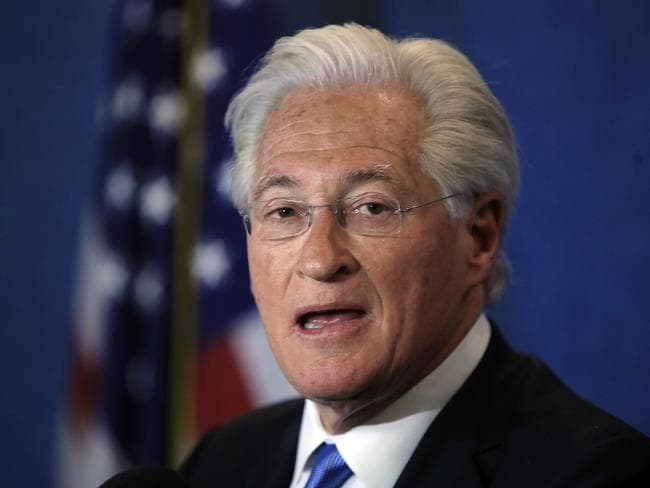 Donald Trump's personal lawyer Marc Kasowitz denied that the President ever asked James Comey to 'let go' of the Michael Flynn investigation. Picture: AP Photo/Manuel Balce Ceneta