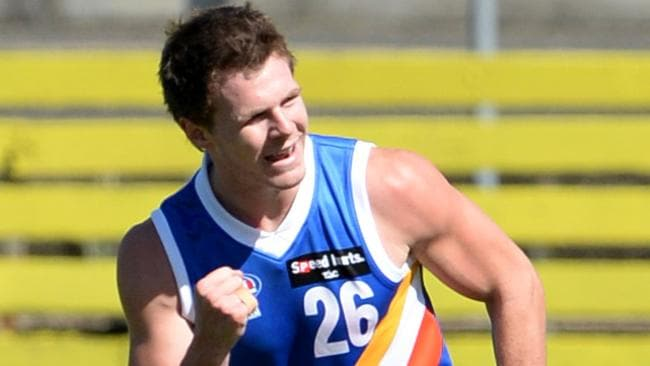 Blake Hardwick was the leading goalkicker in the TAC Cup. Picture: Kylie Else.