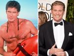 David Hasselhoff played lifeguard Mitch Buchanan in the TV show from 1989 - 2000. Picture: Jason Merritt/Getty Images