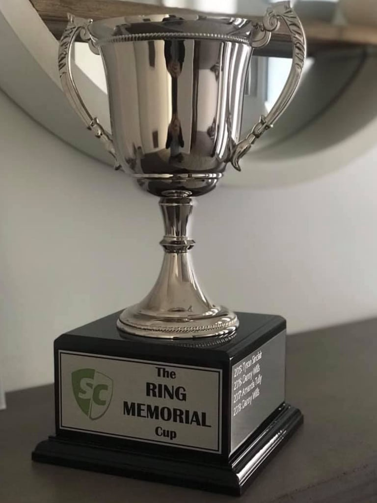 Who needs the AFL premiership cup when Ben Tully's league has this prize on offer?