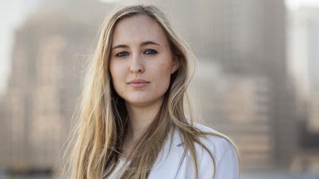 Writer Charlotte Lait
