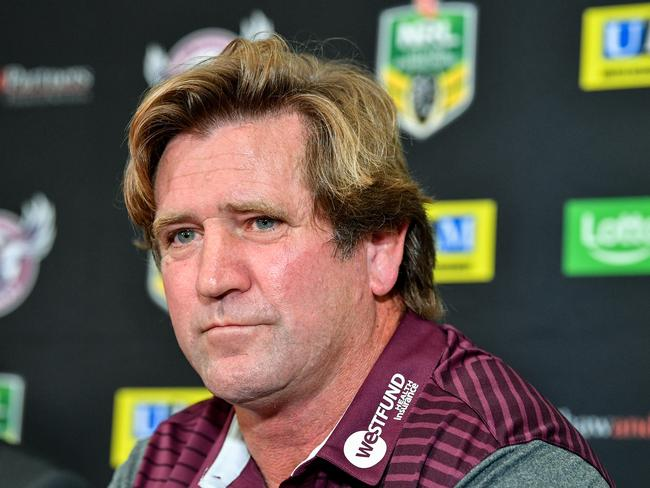 Des Hasler is back as Manly Sea Eagles Coach and he has brought back some old favourites.