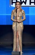 Jennifer Lopez speaks onstage during the 2015 American Music Awards at Microsoft Theater on November 22, 2015 in Los Angeles, California. Picture: Getty