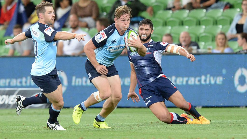 Image result for michael hooper waratahs