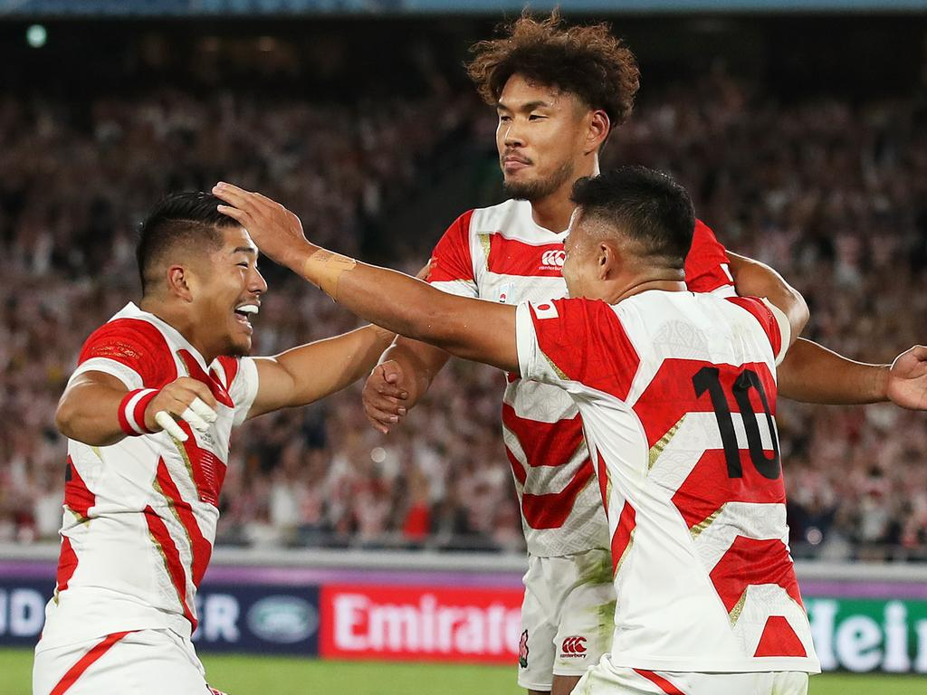 Japan v Scotland - Rugby World Cup 2019: Group A