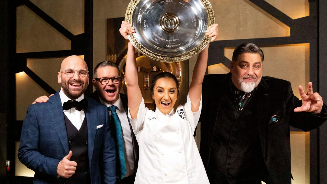 MASTERCHEF AUSTRALIA 2019 WINNER LAURA