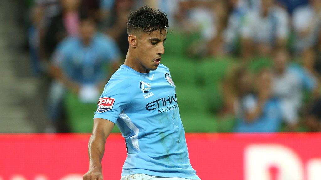 249975b95 Daniel Arzani is a sneaky chance for Australia s World Cup squad. Picture   AAP