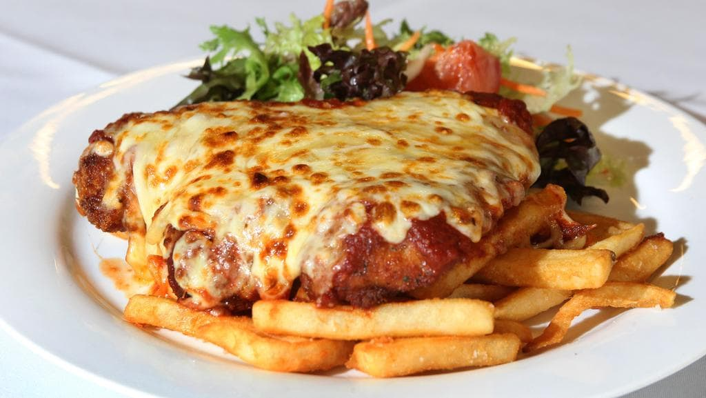Best Of The Gold Coast 2017 9 Of The Best Chicken Parmigiana Gold