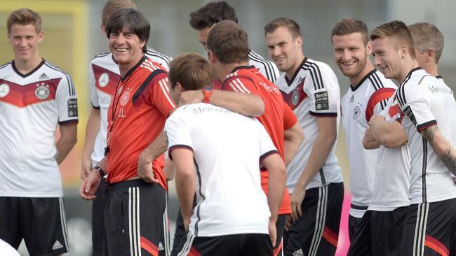Germany coach Joachim Loew has plenty of talent at his disposal.