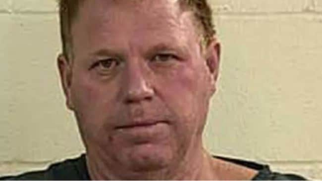 Thomas Markle Jr, pictured after his arrest earlier this year. Picture: JCSO/Splash News. Photo: Splash News Australia