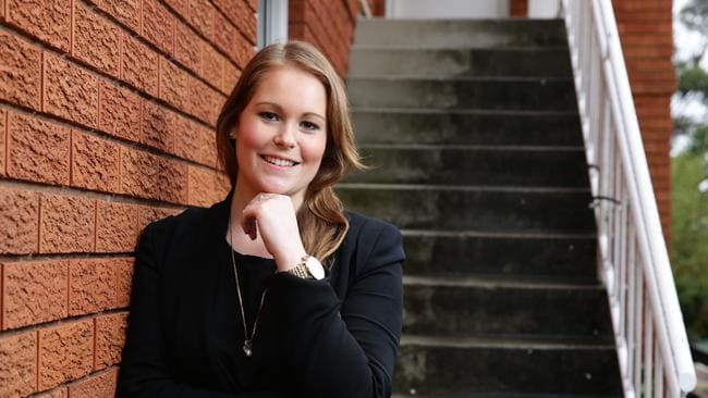 Stephanie Brennan has become such an expert on buying property she now runs her own company.