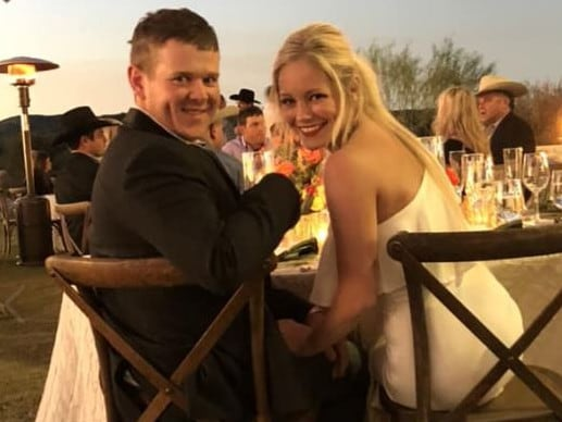 The tragedy comes a fortnight after Texan couple Will Byler and Bailee Ackerman died in a helicopter crash on their wedding day.