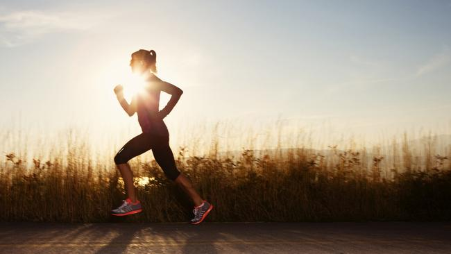 Obsession ... The rising populating of fitness models, active wear labels, and #fitspo images is putting teens at risk of developing unhealthy exercise habits. Picture: Thinkstock