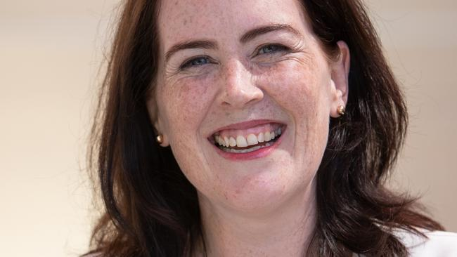 Liberal MP Felicity Wilson. Picture: AAP/Julie Andrews
