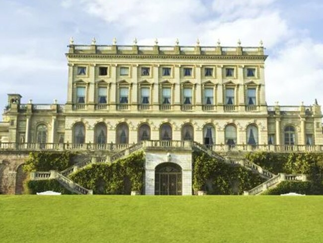 Cliveden House, where Meghan Markle will stay the week before the wedding. Picture: Cliveden House.